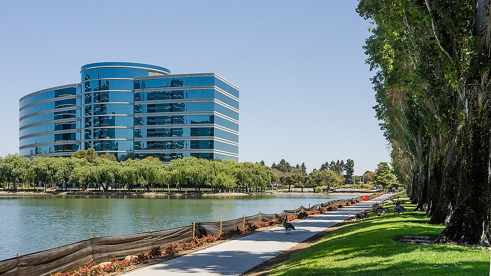 Oracle Buildings - lots of local businesses nearby