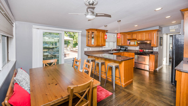 1653 Borden St, San Mateo Kitchen