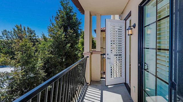 Exterior - Balcony View