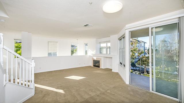 Living Room at 501 Baltic Circle #509